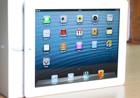 Apple's fourth-generation iPad