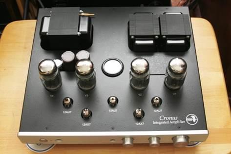 Rogue Audio Cronus Magnum KT120 New light amplifier is $2,500.