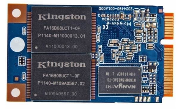 Kingston doesn't supply any software with this drive, so you're obliged to use Intel RST, which means that everything we said about installing the Intel 310 also applies to this model.