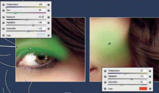 Add make-up