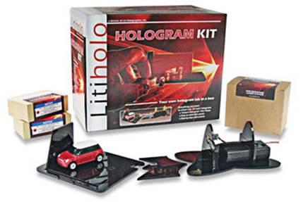 Litiholo Hologram Kit