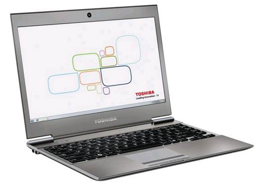 Description: Toshiba Portege Z930 Ultrabook