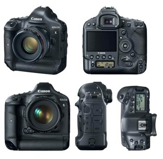 One of the main features of the ID X is the very impressive 12 frames per second, which can go up to 14 in high speed mode..