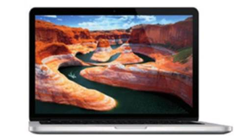 13in MacBook Pro with Retina Display