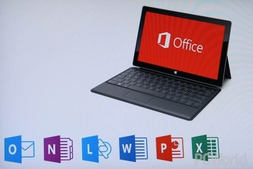 Office for Windows RT