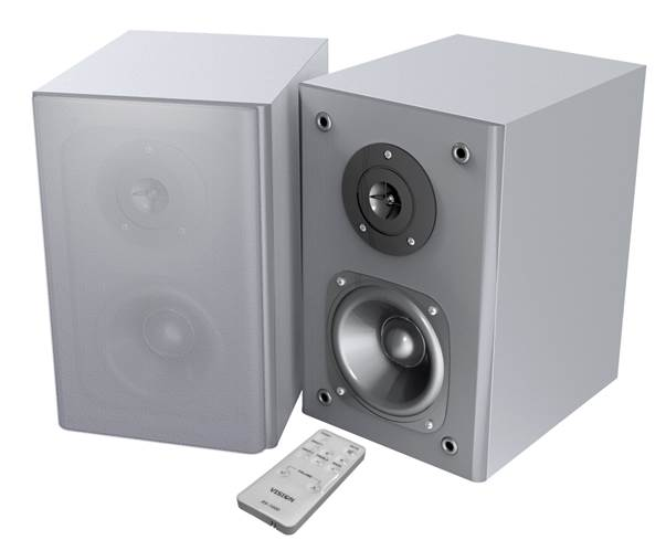 If you're planning to listen to music or watch media, we suggest a pair of powered stereo (2.0) speakers at the absolute least.