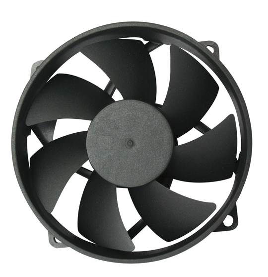 Think carefully about fan positioning