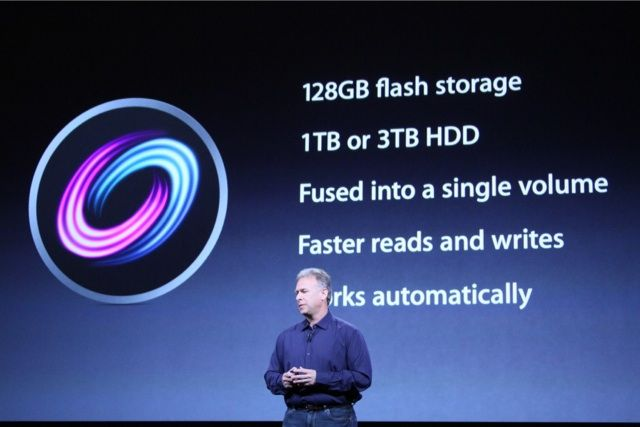 MacUser contributor Julian Prokaza followed Stein's instructions to set up his own Fusion Drive in a MacBook Pro