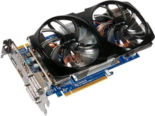 Gigabyte nVidia GeForce GTX 660 Ti Windforce