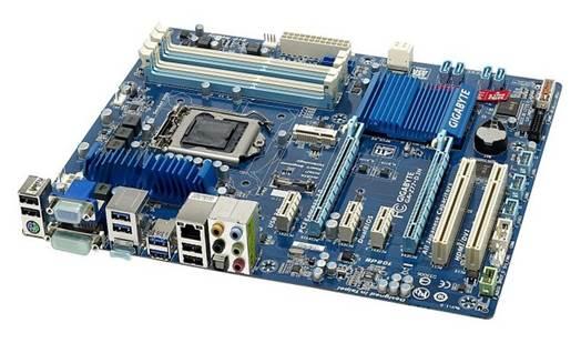 GIGABYTE - Motherboard - Socket 1155 - GA-Z77-D3H
