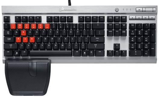 The Vengeance K60 keyboard