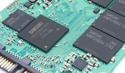 Samsung 840 Pro Series SSD 512GB
