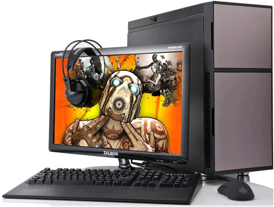 Quiet PC Serenity Gamer