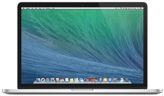 Apple MacBook Pro with Retina display 13in