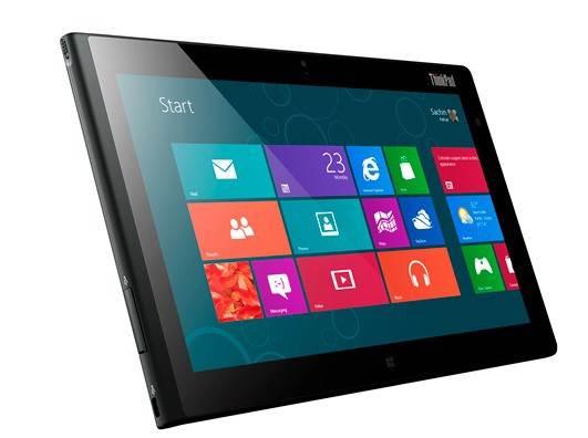 Windows 8 RT tablets