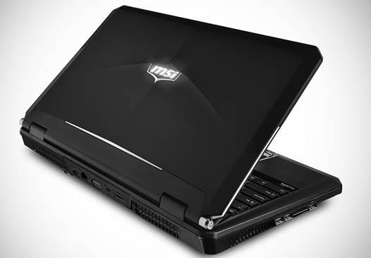 Description: MSI GX60