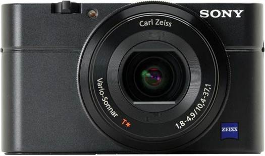 Description: Cyber-Shot Digital Camera Rx100