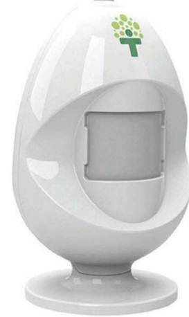 Description: Energy Egg turns off the electronic devices when you leave the room.