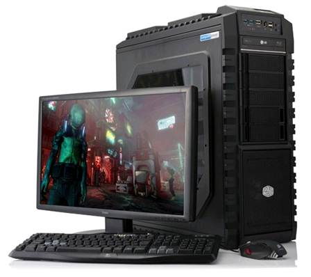 Description: Computer Planet I7 Extreme Gaming PC
