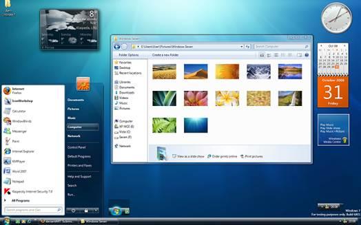 Description: Transform Windows Xp to Windows