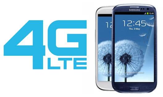 Description: C Spire Wireless announces Galaxy S III as first 4G LTE handset