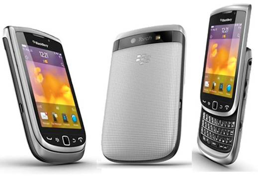 The BlackBerry Torch 2 (9810)
