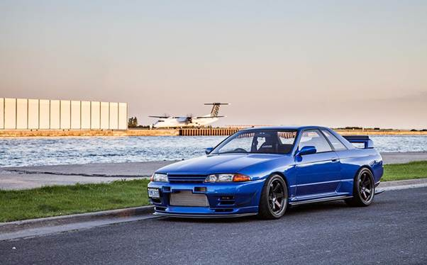 Description: http://endagtr.files.wordpress.com/2013/09/skyline_gtr_r32_front_blue_1.jpg