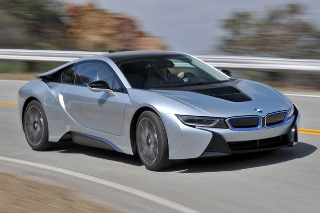 The i8 is the first sports car in which you can have your cake and eat it, offering economy blended with masses of dynamic ability and excellent looks