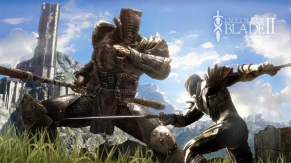 Description: Infinity Blade II (1)