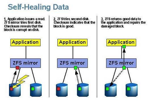 the Zetabyte File System (ZFS)