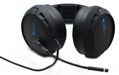 The tonal characteristics of the headphones also help out when listening to dialog in movies.
