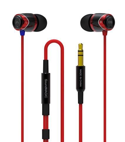 SoundMAGIC E10: $52.5 (stars)