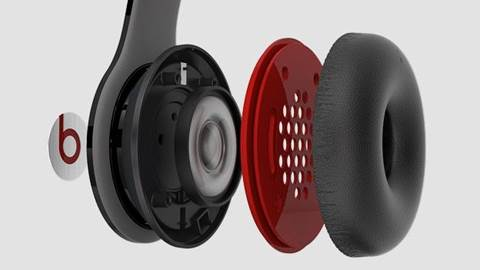 The frown over the placement of the playback controls is soon wiped aside courtesy of the impressive crisp, distortion-free sound