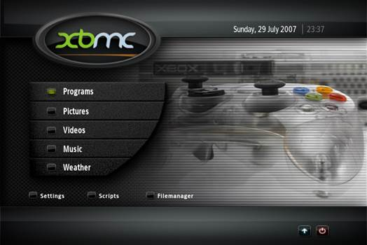 There are hundreds more features in XBMC