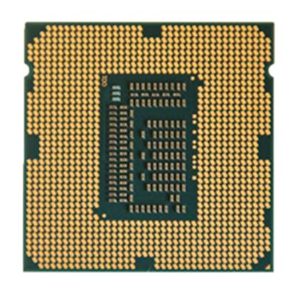 The Core i5-3570K is rated at a TDP of 77W, which is a much lower wattage than the Core i5-2500K's 95W TDP, so it's a bit more power-efficient than its counterpart.