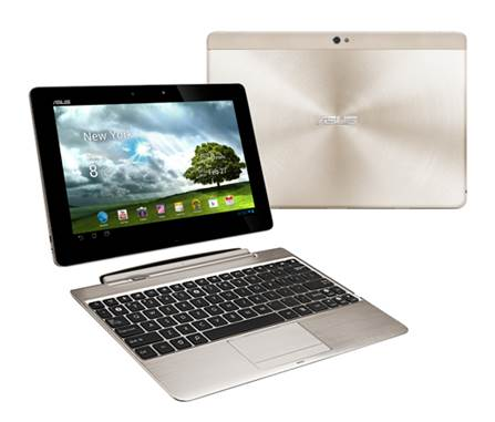 the Asus Transformer