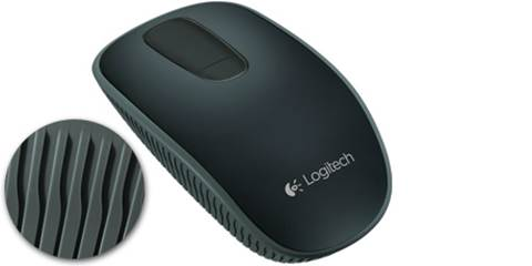 The extra feature of this particular mouse is the central button that functions as a Windows key
