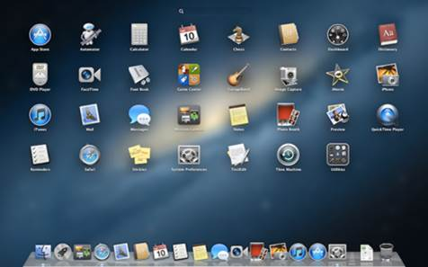 Apple Mac OS X Mountain Lion