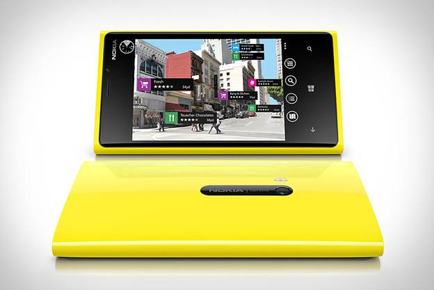Nokia Lumia 920 price $100 from AT&T with a two-year contract. It has unique advanced features such as wireless charging based on magnetic induction. One cool feature: you can erase people from photos, say, when shooting a landscape