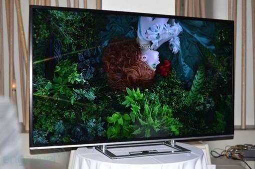 Toshiba Makes Ultra HD LED TV Mark At CES 2013