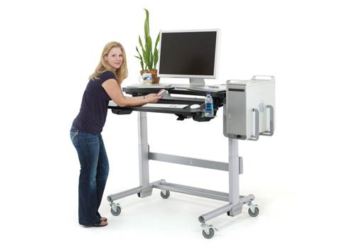 Can standing desk improve health, or are they just a fad?