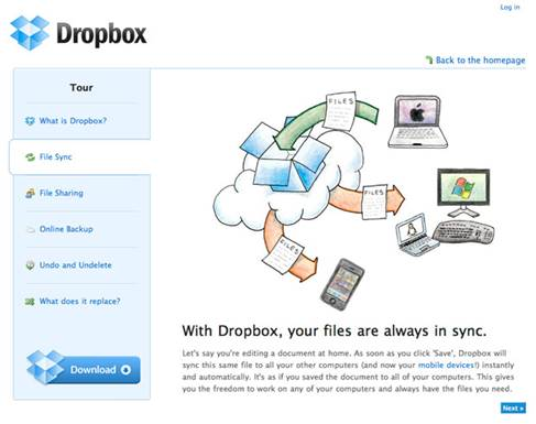Dropbox is one of those products that can get under your skin