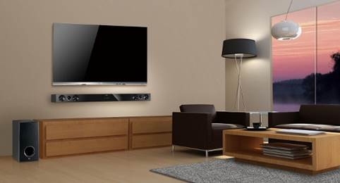 LG's NB3520A is reassuringly solid and attractive which is just what a soundbar should be