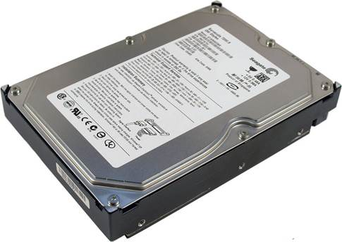 A hard disk failure can be catastrophic, since it usually results in data loss
