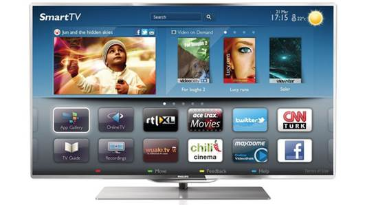 As for Smart TV, text input may be easier but without mouse-style control the web is still a pain to navigate