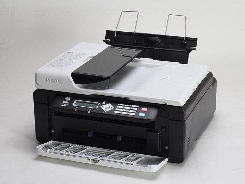 Ricoh Aficio Sp 100sf Compact Multifunctional Printer