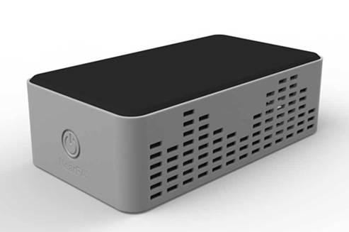 ThumbsUp Touch Speaker