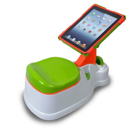 IPotty is definitely a great tool for sleep-deprived parents