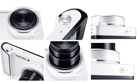 The Samsung GALAXY Camera got 15540 points