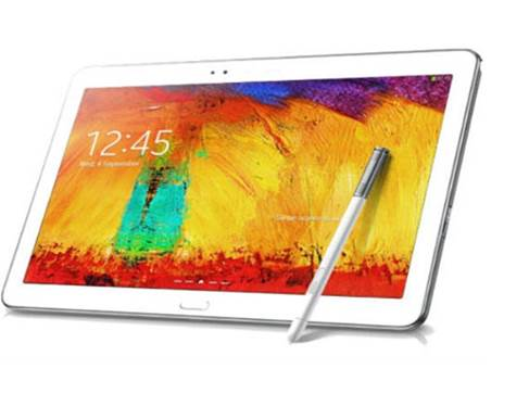 Samsung GALAXY NotePRO: The Professional Canvas